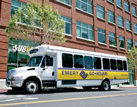 Emeryville Ca Location And Transportation Emeryville Public Transit